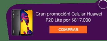 ¡Gran promoción! Celular Huawei P20 Lite por $817.000 - Comunicaciones Dilan Jai