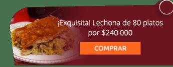 ¡Exquisita! Lechona de 80 platos por $240.000 - Lechoneria la Colonia Tolimense