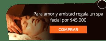 Para amor y amistad regala un spa facial por $45.000 - Sakura Spa
