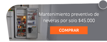 Mantenimiento preventivo de neveras por solo $45.000 - Whirlpool Service