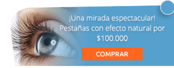 ¡Una mirada espectacular! Pestañas con efecto natural por $100.000 - Centro de Estética y Spa Viviana Melo