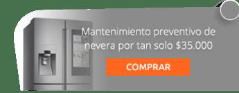 Mantenimiento preventivo de nevera por tan solo $35.000
