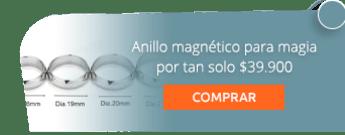 Anillo magnético para magia por tan solo $39.900 - Crea Magia.com
