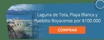 Laguna de Tota, Playa Blanca y Pueblito Boyacense por $100.000 - Tatú Tours Colombia