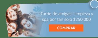 ¡Tarde de amigas! Limpieza y spa por tan solo $250.000 - Centro de Estética y Spa Viviana Melo