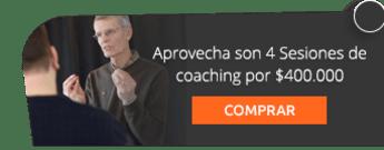 Aprovecha son 4 Sesiones de coaching por $400.000 - Jhon Hernandez Entrenamiento Para La Vida