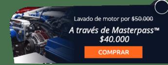 Lavado de motor con químicos para camionetas por $50.000 - Ecolavado JL