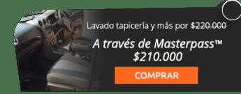 Lavado tapicería en camioneta + Polichado a domicilio por $220.000 - Ecolavado JL