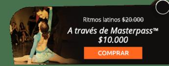 A gozar con ritmos latinos de competencia por $20.000 - We Dance Escuela de Danza