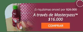 5 riquísimas onces para compartir por $26.000 - Alimentos El Toke