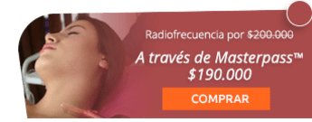 ¡Son 5 sesiones! Radiofrecuencia por tan solo $200.000 - Natural & Spa
