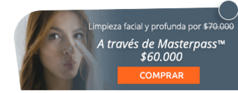 Espectacular limpieza facial y profunda por $70.000 - Natural & Spa