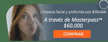 Espectacular limpieza facial y profunda por $70.000 - Natural & Spa