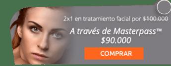 ¡Súper promoción! 2x1 en tratamiento facial por $100.000 - Centro de Estética Plus Belle