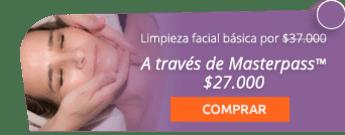 ¡Cómo nuev@s! Limpieza facial básica para dos por $37.000 - Sakura Spa