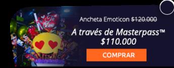 ¡Espectacular regalo! Ancheta Emoticon por $120.000 - Flores y Regalos Bogotá