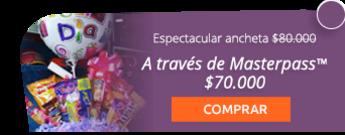 Espectacular ancheta por $80.000 ¡Domicilio Gratis! - Flores y Regalos Bogotá