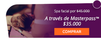 Sorprende y regala un spa facial por $45.000 - Sakura Spa