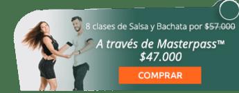 ¡A mover el esqueleto! 8 clases de Salsa y Bachata básica por solo $57.000 - Monserrat Club de Baile Deportivo- Perdomo