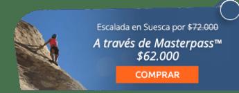¡Diviértete al máximo! Escalada en Suesca por $72.000