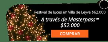 Excelente festival de luces en Villa de Leyva por $62.000 - Viajes Luna y Fuego