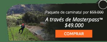 ¡Imperdible! Caminata ecológica + Canopy y columpio extremo por $59.000 - Lomitas Gourmet