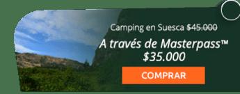 Campismo en Suesca por tan solo $35.000 pagando con Masterpass - Santaventura