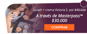 Splash + crema Victoria Secret´s por $40.000 - Servi Country Papelería
