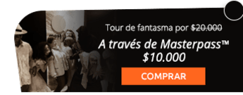 Tour de fantasmas original por solo $30.000 - AE Colombia Travel