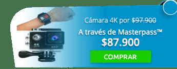 ¡Aprovecha! Cámara 4K ULTRA HD con WiFi por $97.900 - Tienda MAFF Colombia