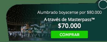 Tradicional alumbrado boyacense y refrigerio por $80.000 - Tatú Tours Colombia