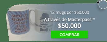 ¡Regalos para fin de año! 12 mugs por $60.000 - Taller de Diseño