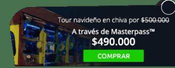 Tour navideño en chiva rumbera por $500.000 - Chivas Rumba Y Recreación Mc.Es