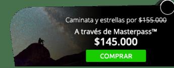 Caminata nocturna y lluvia de estrellas gemínidas por $155.000 - Green Planet Montañismo