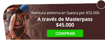 Aventura extrema en Suesca por solo $55.000 - Aventura Extrema
