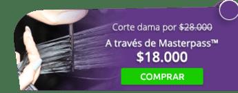 Corte dama por tan solo $28.000 - Polos Peluquería