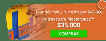 Tour del maíz y la chicha por tan solo $45.000 - Tegua Guardianes de la Naturaleza