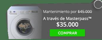 ¡Es hora! Mantenimiento preventivo de lavadoras por $45.000 - Whirlpool Service