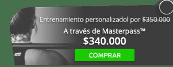 A mejorar tu físico con este entrenamiento personalizado por $350.000 - Entrenamiento Funcional Bogotá