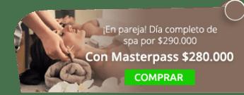 ¡En pareja! Día completo de spa por $290.000 - Blue Mont Spa