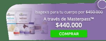 ¡Reto 9 días! Isagexis para tu cuerpo por $450.000 - Bienestar y Nutrición