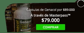 Cápsulas de Genacol por solo $89.000 - Naturalísimos Country