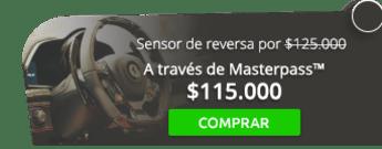 Sensor de reversa por tan solo $125.000 - Ecolavado Pits