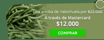 Merca Evy - Una arroba de Habichuela por tan solo $22.000