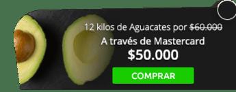 La Crema Nata - 12 kilos de Aguacates Papelillo por $60.000