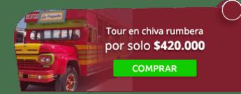 Chivas Rumba Y Recreación Mc.Es - Tour en chiva rumbera por la zona T para 20 personas por solo $420.000