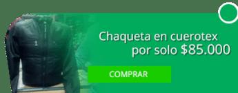 Chaquetas Dany - Chaqueta en cuerotex por solo $85.000