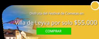 Viajes Luna y Fuego - Disfruta del Festival de Cometas en Villa de Leyva por solo $55.000