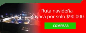Viajes y Turismo Travel - Ruta navideña Boyacá por solo $90.000