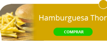 Hamburguesa Thor - KOMIK BURGER & FOOD MX